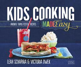 Kids Cooking Made Easy. Image courtesy of Trina Kaye